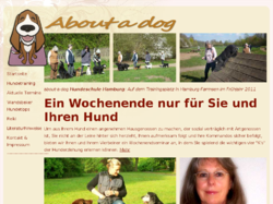About a dog Hundeschule