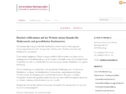 Markenrecht und gewerblicher Rechtsschutz, Rechtsanwältin Amina Merkel