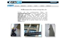 Vertigo - Arbeiten am Seil / Industrieklettern & Baumpflege