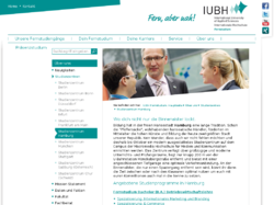 Internationale Hochschule - IUBH
