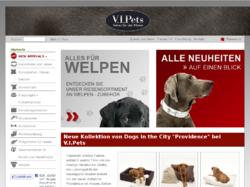 V.I.Pets Feines für vier Pfoten