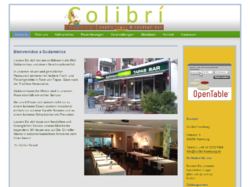 Restaurant Colibri Eimsbüttel
