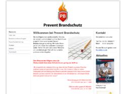 Prevent Brandschutz