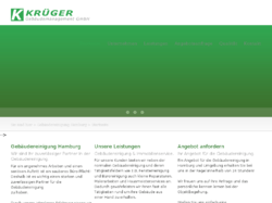 Krüger Gebäudemanagement GmbH