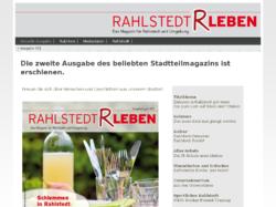 Rahlstedt R Leben - Das Magazin für Rahlstedt und Umgebung