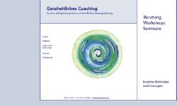 Agentur Britta Lindner - Ganzheitliches Coaching für Ihre Berufs- und Lebensplanung