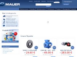motor-mauer.de - Onlineshop für Elektromotoren
