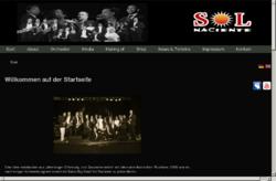 SOL NACIENTE - Afro Cuban Latin Orchestra . Orchester unter der Leitung von DFKB mit internationalen JAzz und Latingrössen .