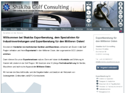 Exportberatung Shakiba Gulf Consulting