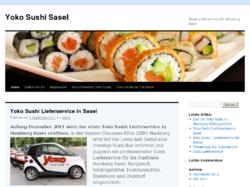 Yoko Sushi Hamburg Sasel