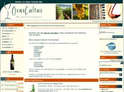 OenoCultus Weinfachhandel