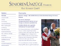 Seniorenumzüge hamburg Ralf Schmidt GmbH