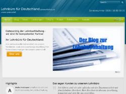 Lohnbüro für Deutschland
