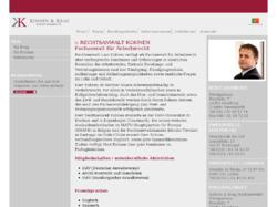 Rechtsanwalt Kohnen I Fachanwalt für Arbeitsrecht Hamburg