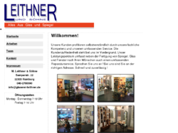 Glaserei M.Leithner & Söhne GmbH