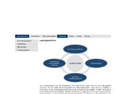 Completion Wirtschaftsmediation und Projektmanagement