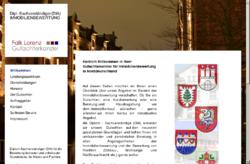 Immobiliengutachter - Dipl.-Sachverständiger (DIA) Falk Lorenz für Immobilienbewertungen