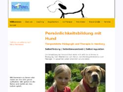 Piet & Peters-Tiergestützte Pädagogik und Therapie mit Hund