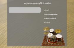 Schlagzeugunterricht in Hamburg West / St. Pauli
