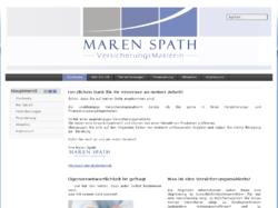 VersicherungsMaklerin Maren Spath