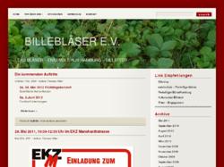 Bläserensemble  BilleBläser e.V.
