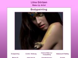 Liina Görtzen - Bodypainting Studio-Hamburg