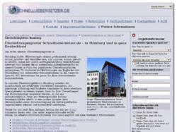 Übersetzungsbüro Schnellübersetzer Hamburg