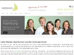 Zahnarzt Poppenbüttel - Dr. Julia Tehsmer & Dr. Melanie Hück