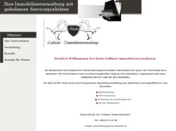 Halm Exklusiv Immobilienverwaltung Haus- und WEG-Verwaltung Hamburg