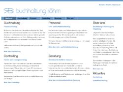 Buchhaltung Röhm