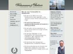 Anwaltskanzlei für Arbeitsrecht - Kitzmann & Partner