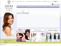Jafra Kosmetik Vertrieb Annett Strecker