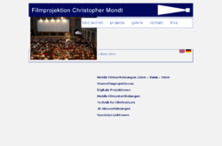 Freiluftkino - Christopher Mondt