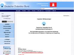Deutscher Diabetiker Bund Landesverband Hamburg e.V.