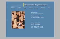 Nervenarzt & Psychoanalyse